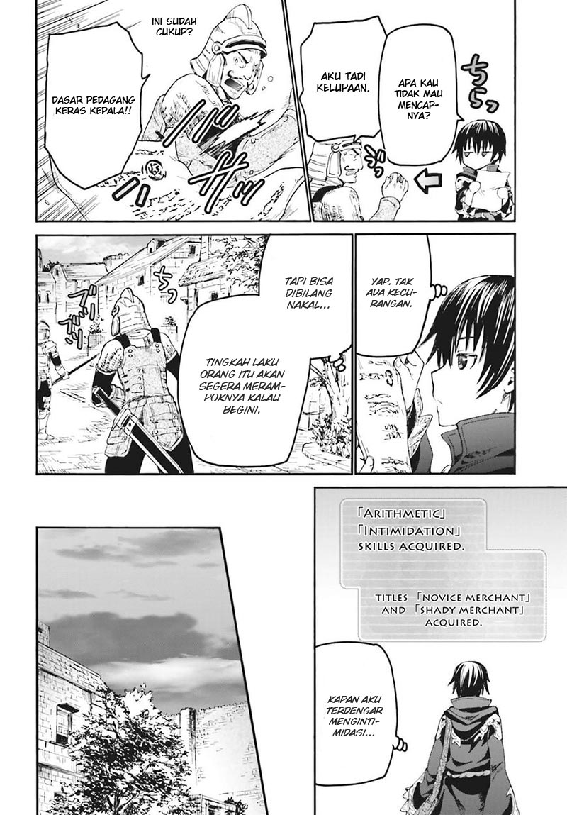 Manga Death March Chapter 18 Bahasa Indonesia