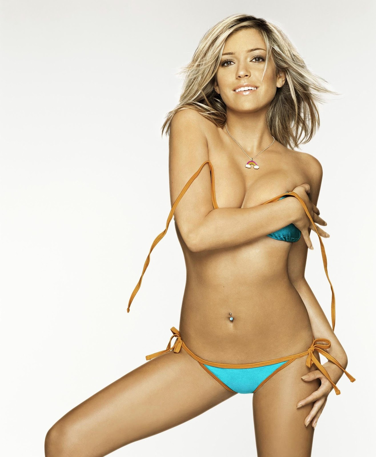 Kristin Cavallari Lingerie photoshoot | Celebrity Pictures | Hot Images | HD Wallpapers