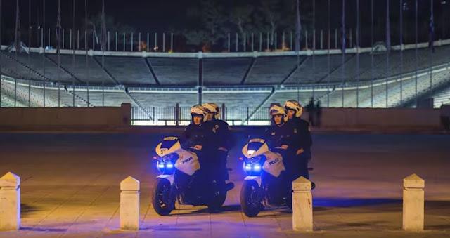 Η καθημερινότητα του αστυνομικού σε ένα εντυπωσιακό ΒΙΝΤΕΟ