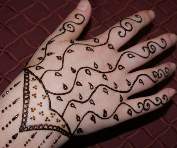 The Best Simple Henna Designs Henna Tattoos