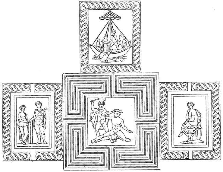 Kenney Mencher: Art History: Minoan Art (Knossos)
