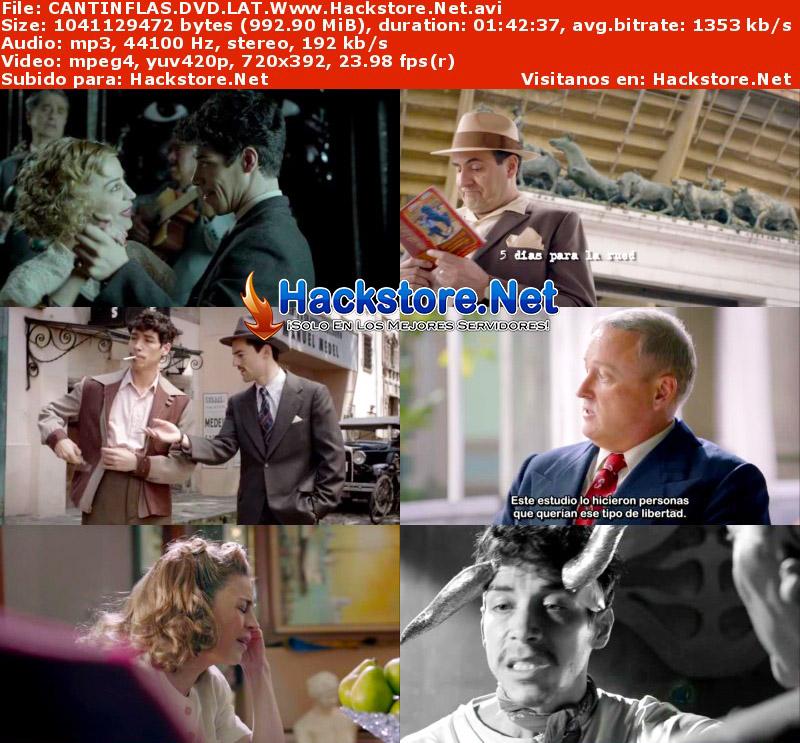 Capturas de Cantinflas (2014) DVDRip Latino