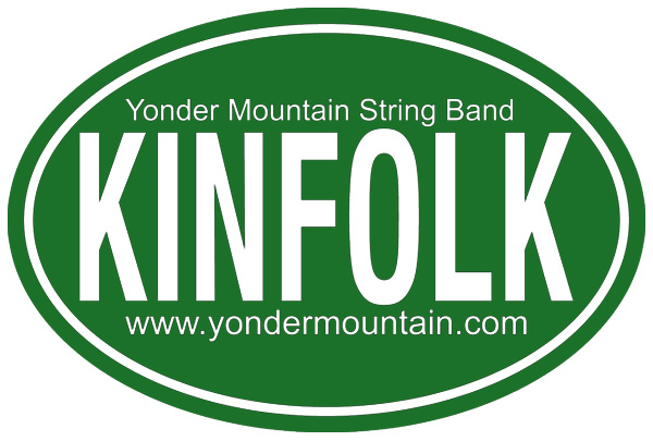 Yonder Mountain String Band Kinfolk