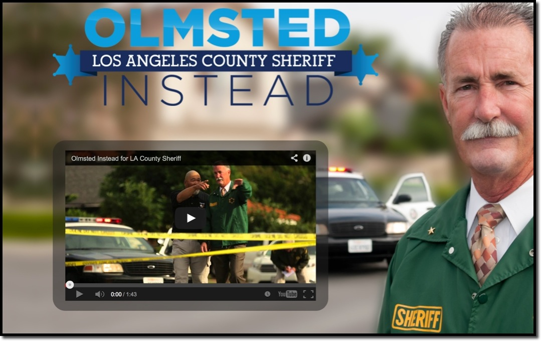 Los Angeles Dragnet: Four vie to challenge Baca for Sheriff