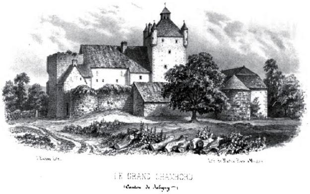 Patrimoine de l'Allier: le Grand Chambord