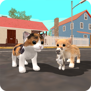Cat Sim Online: Play with Cats v3.2 Mod Apk [Money]