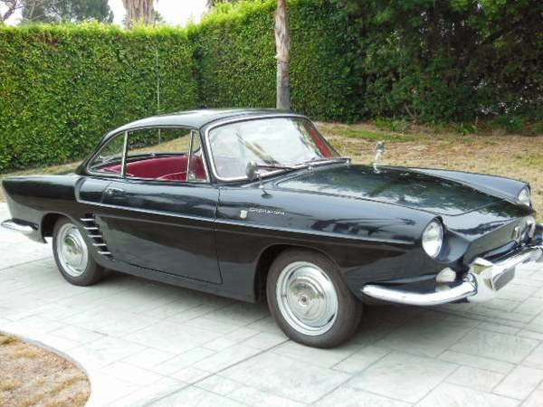 1959 Renault Caravelle...