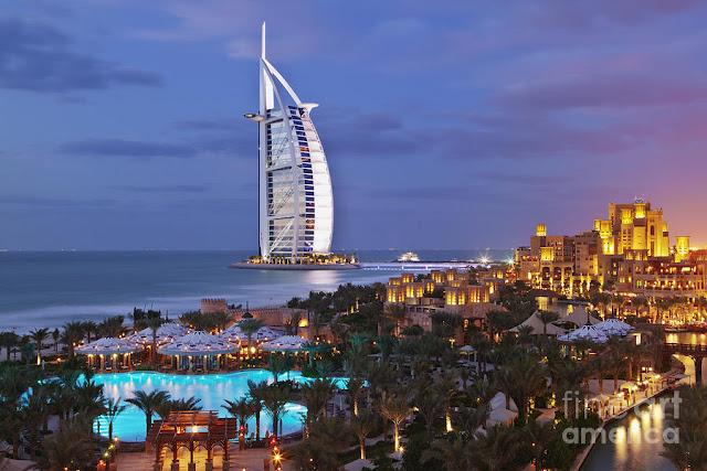 Luxury Life Design: The World's Only 7-Star Hotel - Burj ...