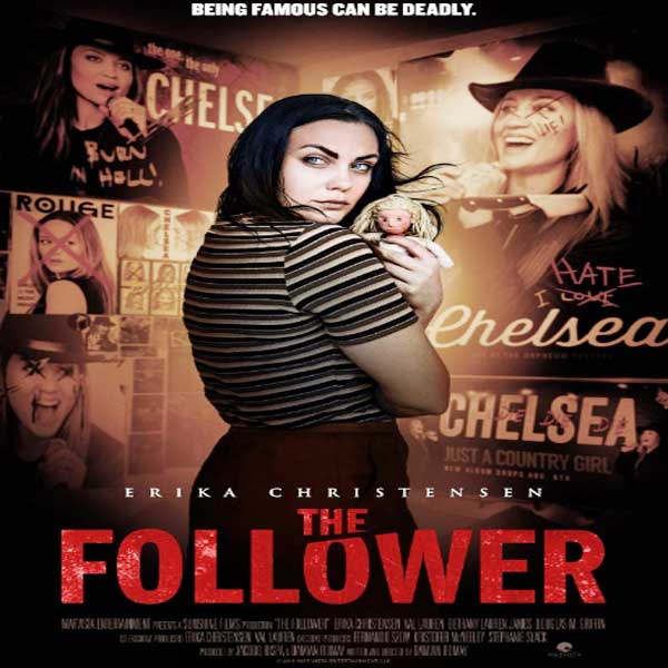 The Follower, The Follower Synopsis, The Follower Trailer, The Follower Review, Poster The Follower