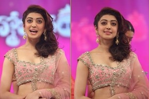 Pranitha At Brahmotsavam Songs Launch Photos