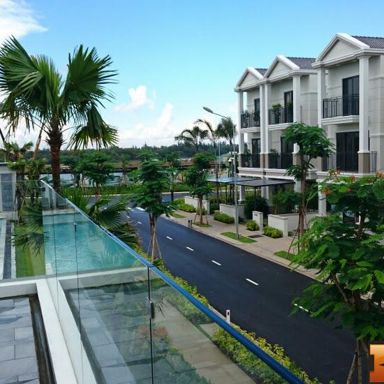 Dự án Nine South Estates giữ vững được những giá trị chuẩn mực cao cấp