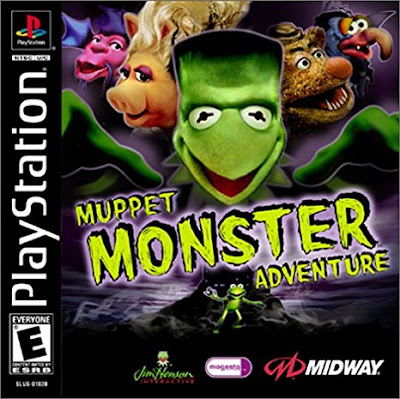 descargar muppet monster adventure psx mega