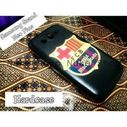 Hard case handphone samsung Grand Neo Plus barcelona atau barca football atau sepakbola
