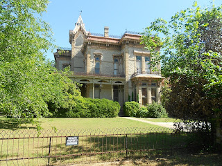waggoner mansion el castile