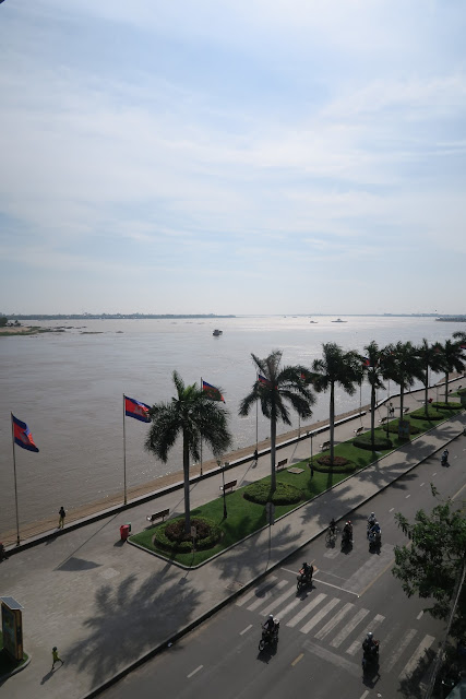 TRAVEL - Panorama Mekong Hostel and Restaurant review - Cambodia