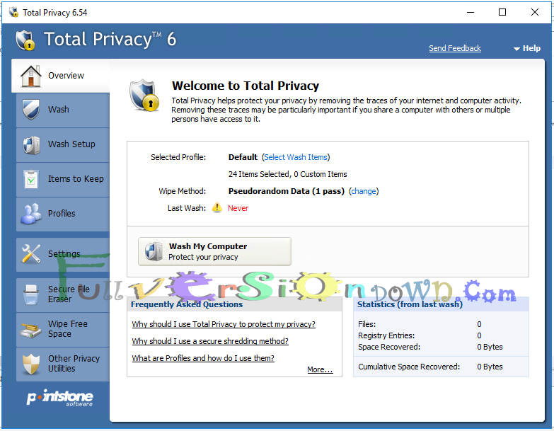 Pointstone Total Privacy Latest Full