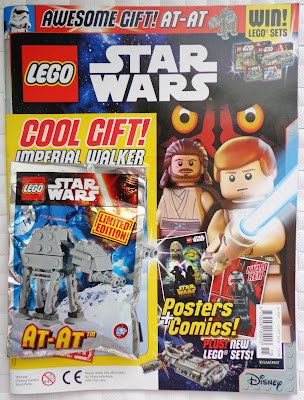LEGO Star Wars Magazine Issue 15