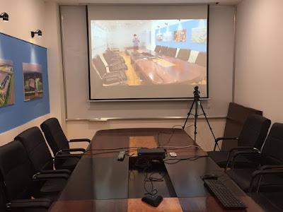 Triển khai giải pháp hội nghị truyền hình cho công ty Vinasanwa