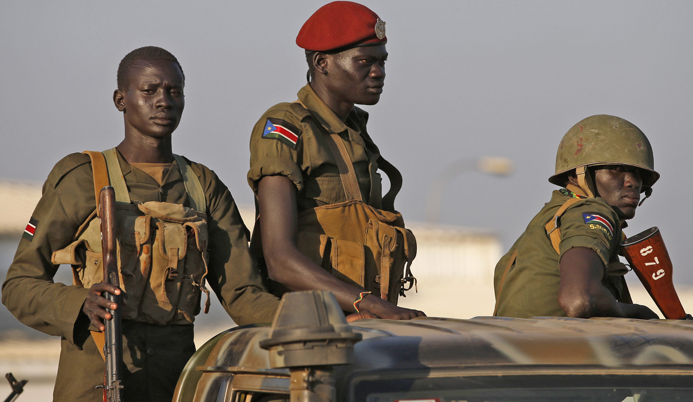 South Sudan: Heavy fighting reported around Juba, as SPLA ...
