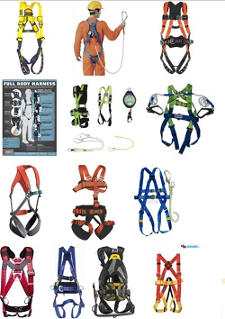 Jual Body Harness Single Hook Termurah