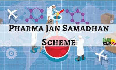 Pharma Jan Samadhan Scheme