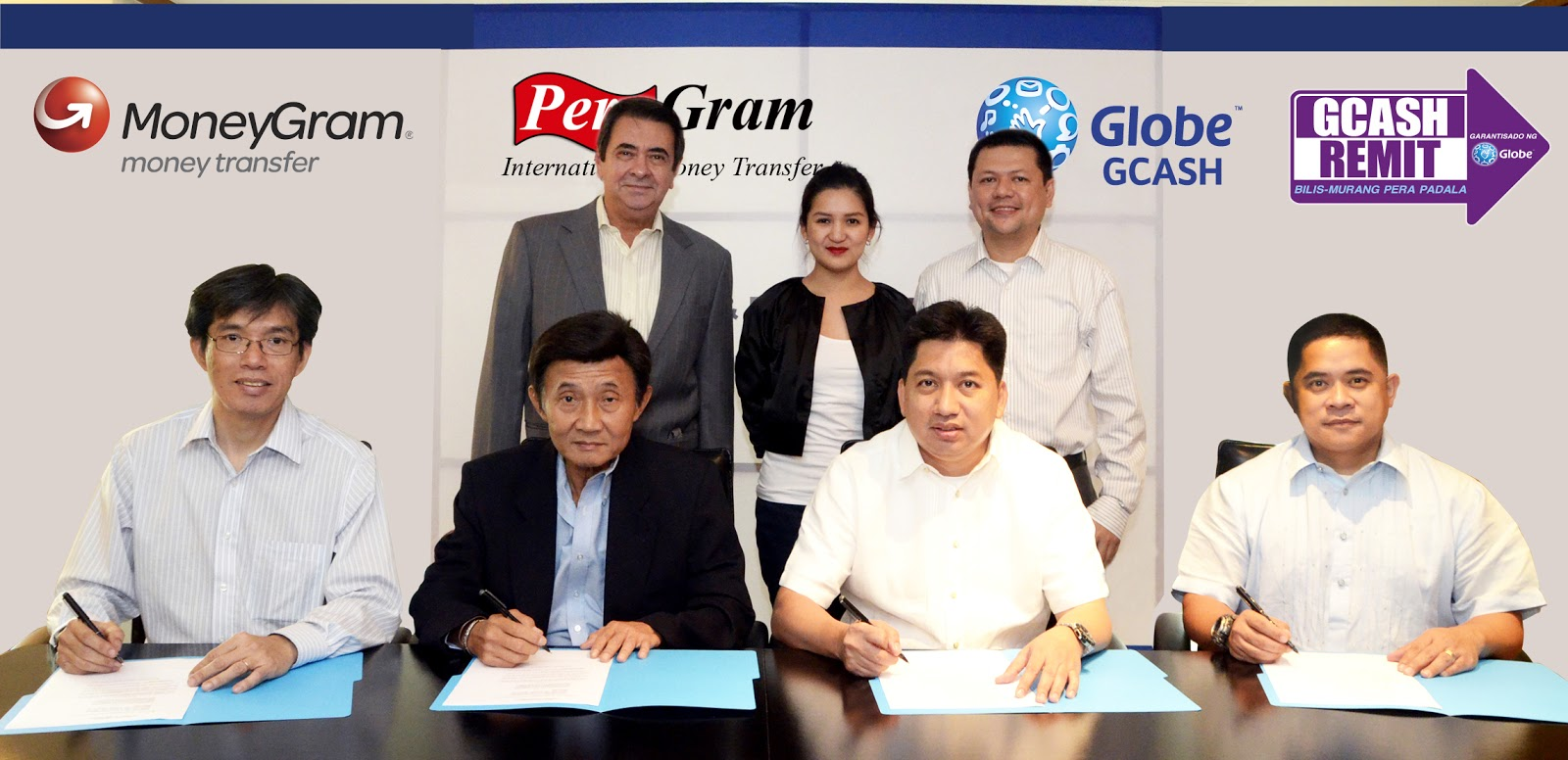 MoneyGram Boosts its Money Transfer Services with Globe GCASH