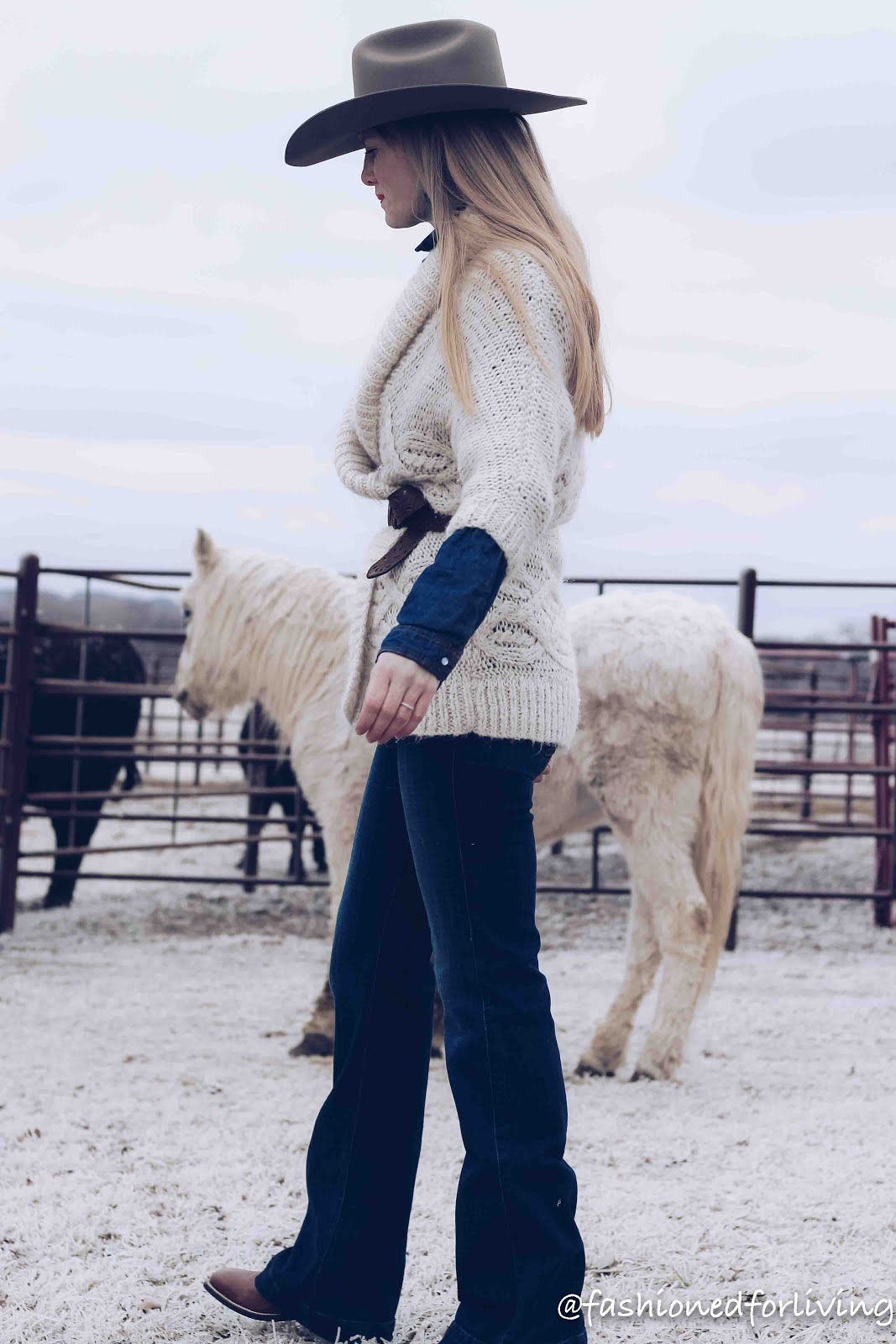 womens western outfit
