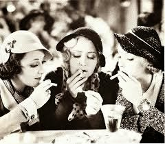 flappers 1920 smoking - photo #25