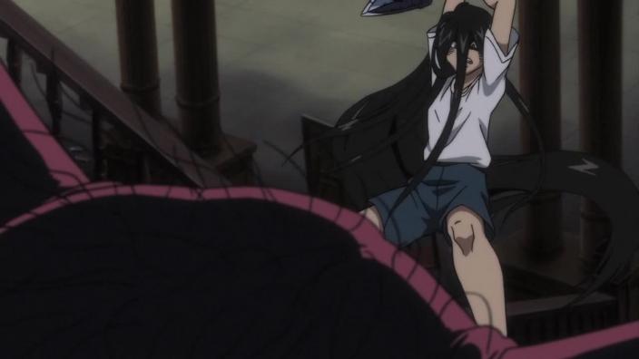 Ushio to Tora (TV) - Episódio 03