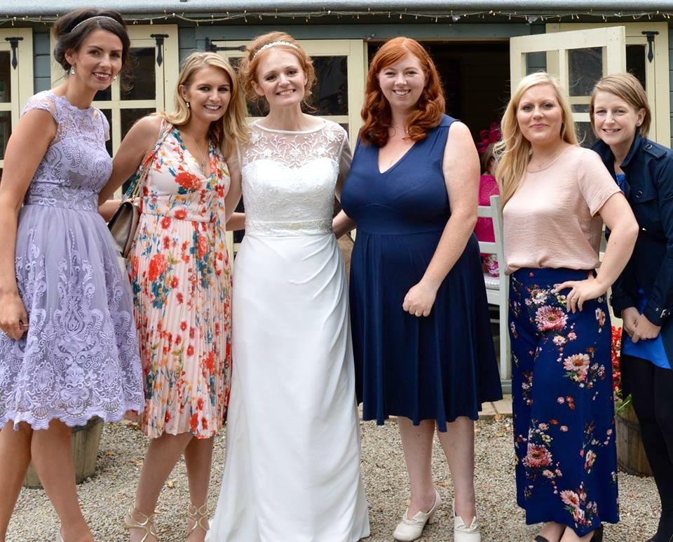 Wedding at Blagdon Parlour Seaton Burn