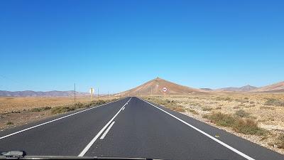 strade di fuerteventura