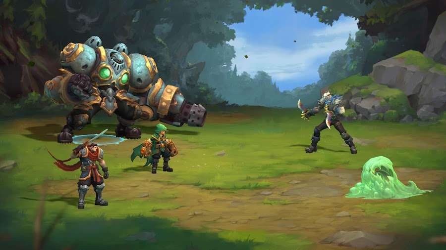 battle chasers nightwar pc