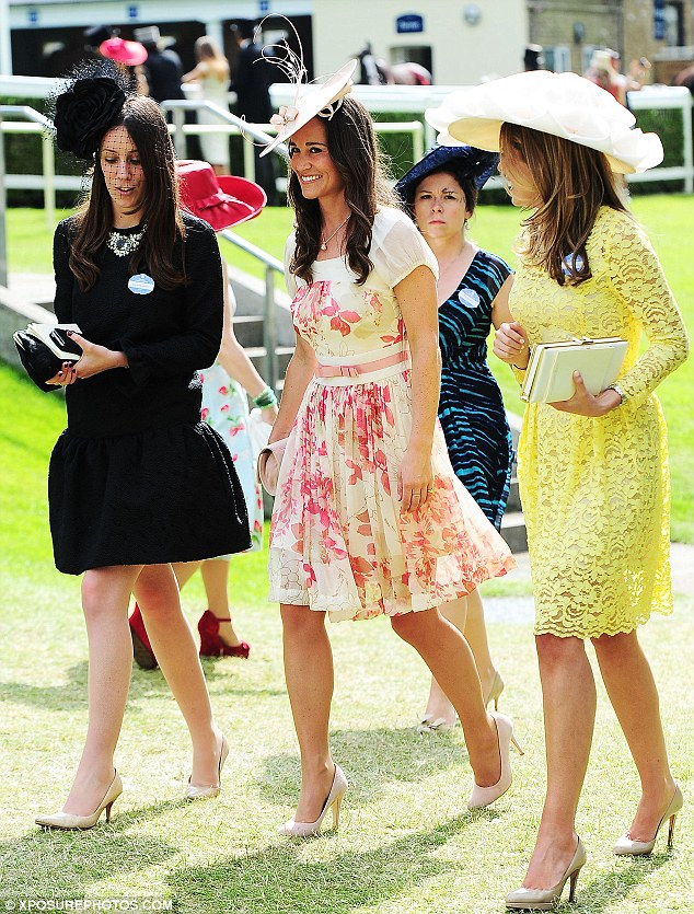 clever bulletin pippa middleton demonstrates