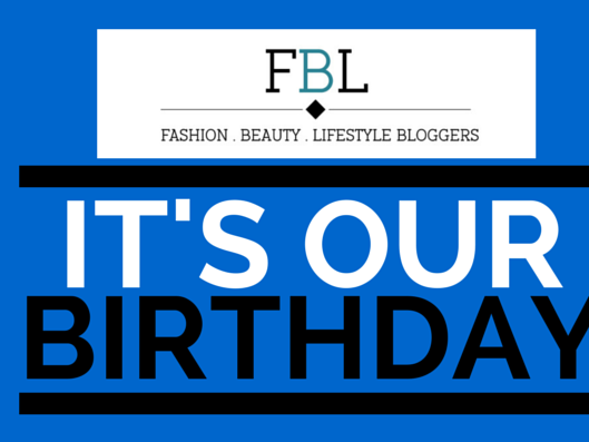 LIFESTYLE| HAPPY 3RD BIRTHDAY FBL BLOGGERS (GIVEAWAY)