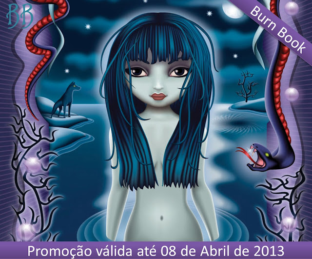 Promo: Garota Tempestade, de Nicole Peeler 6