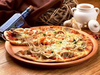 Cara Membuat Pizza Hut Tanpa Oven Lezat