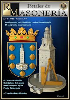 Retales de Masonería 81 – Marzo 2018