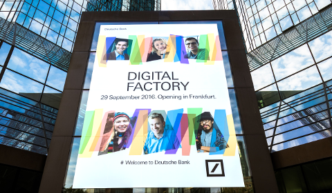 Digital Factory Deutsche Bank