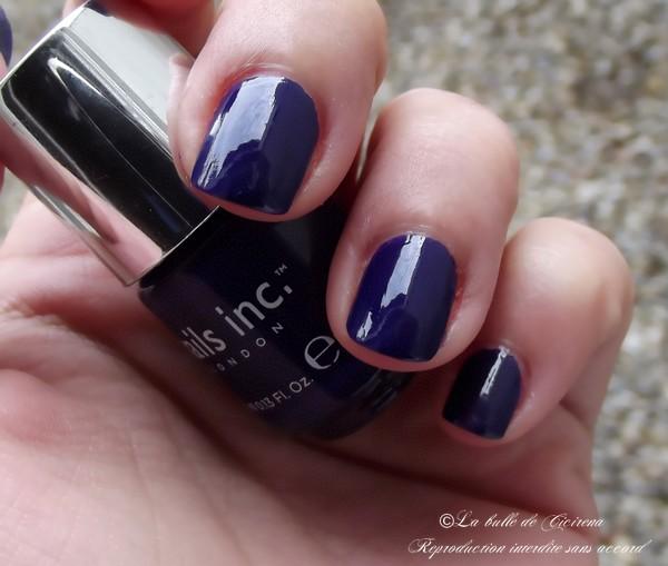 nails, vernis nails inc, blog beauté, beauté