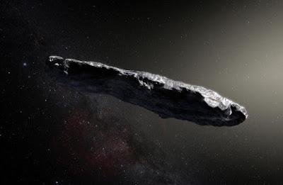 Los astrónomos se enfocan en la búsqueda de alienígenas en un misterioso objeto interestelar