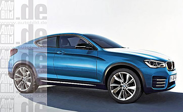 2020 BMW planned eight-strong SUV family