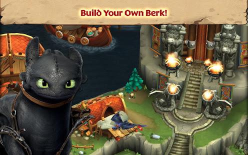 Dragons: Rise of Berk Mod Apk Android