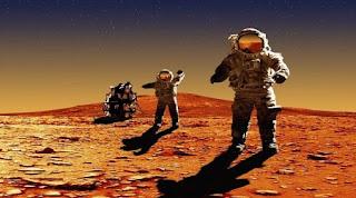Mars Yolcusu Kalmasın