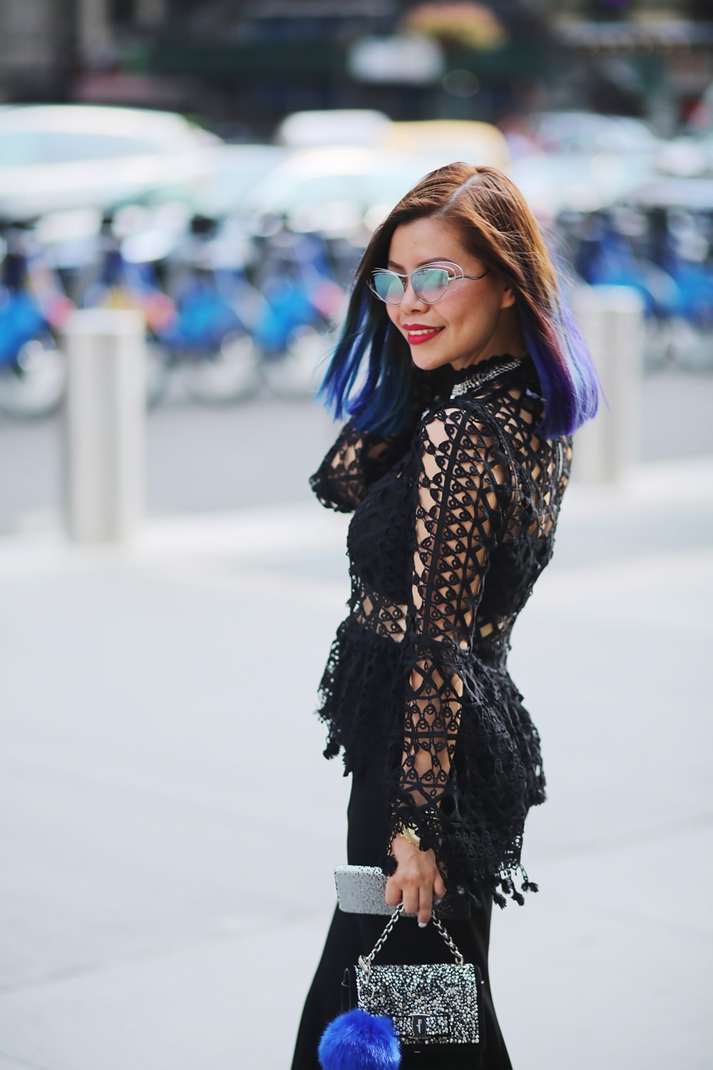 Crystal Phuong- New York Fashion Week 2016 Day 3- Best Streetstyle