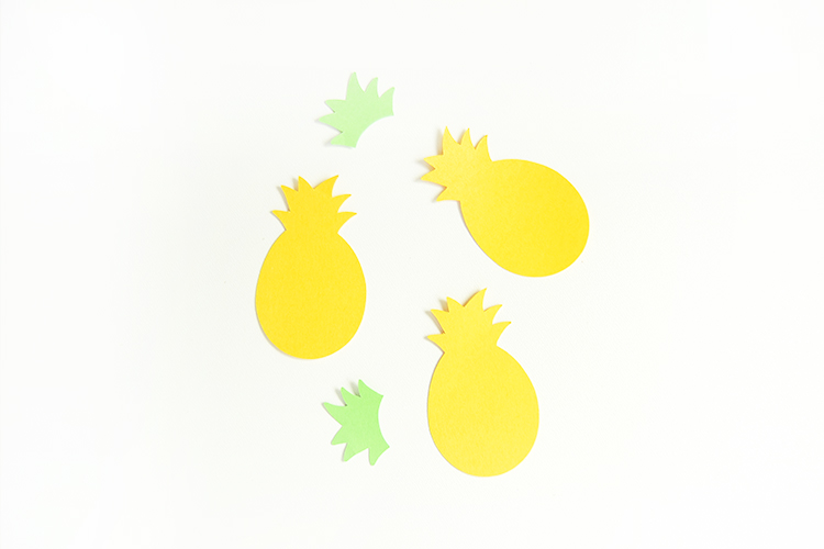 cut your pineapple elements free cut file