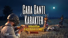 Cara Ganti Gender Char Karakter di Game PUBG Mobile