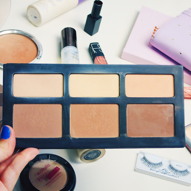 Kat Von D Shade + Light Contour Face Palette