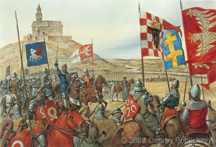 ΤΑΝΝΕΜΠΕΡΓΚ 1410 : Η ΓΕΡΜΑΝΙΚΗ ΑΥΤΟΚΡΑΤΟΡΙΑ ΣΥΝΤΡΙΒΕΤΑΙ.