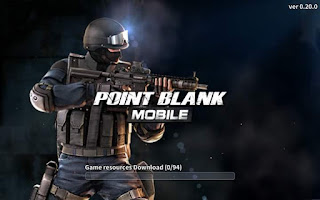 Point Blank Mobile Android Apk v0.22.0 Terbaru