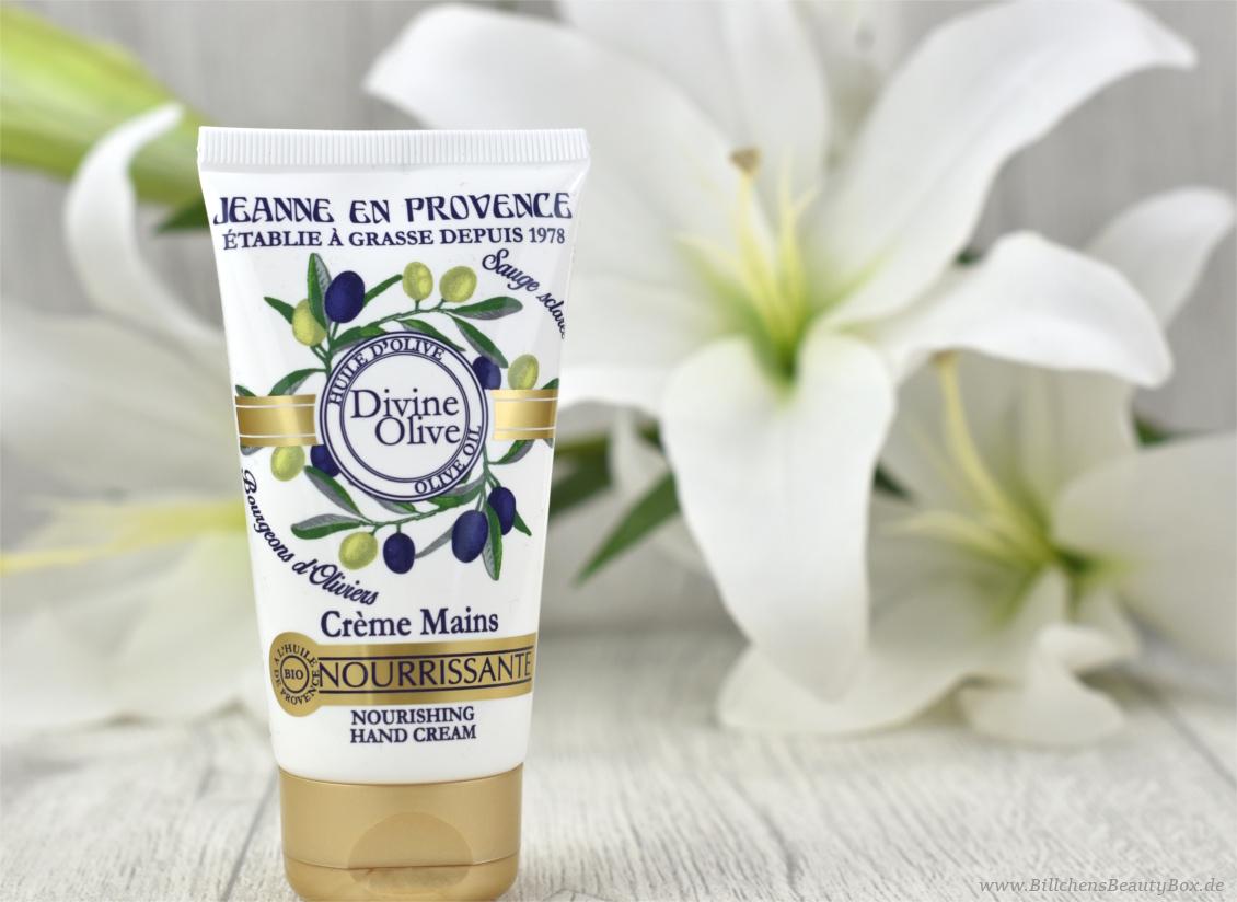 Jeanna en Provence - Divine Olive Handcreme